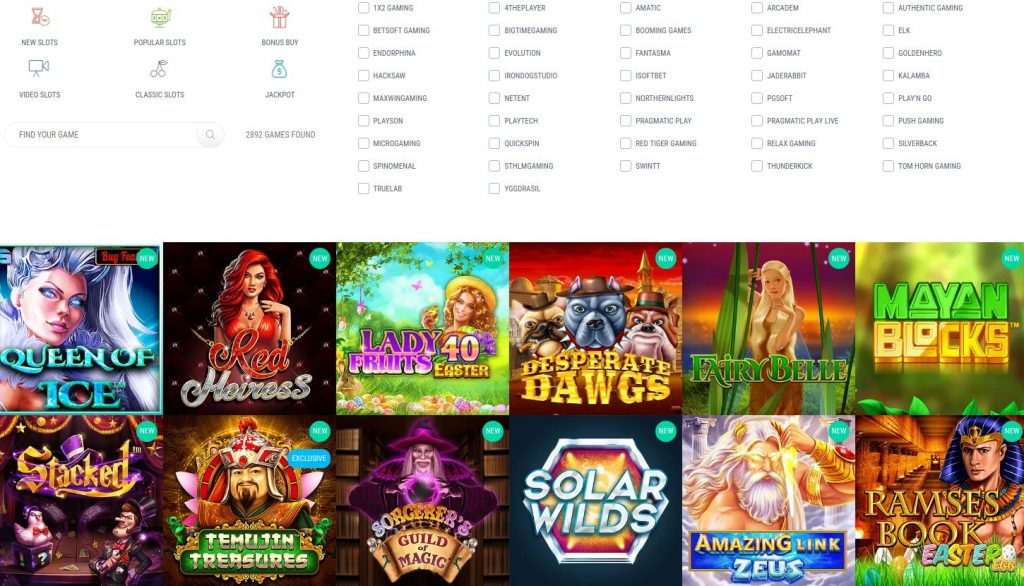 Gokspellen aanbod en softwaremakers